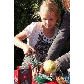 Kids at work Appelschilmachine - zelf je appeltje schillen is 10 x lekkerder!