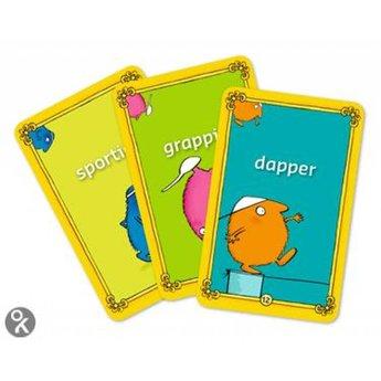 Dubbelzes Spiegel jezelf spel - een spel van herkenning