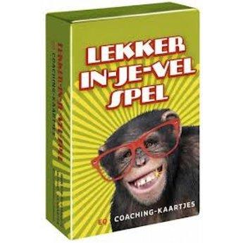 Dubbelzes educatieve spellen Kaartspel Lekker in je vel
