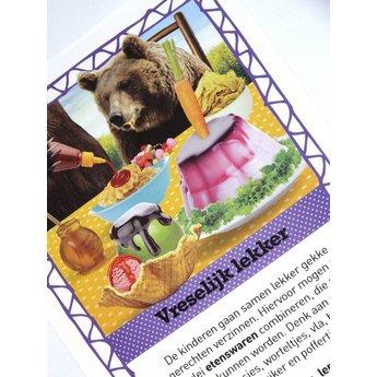 Het Kleine Avontuur fantasie- en creatieve spellen Kleine avonturen, spel voor groepen met doldwaze avonturen