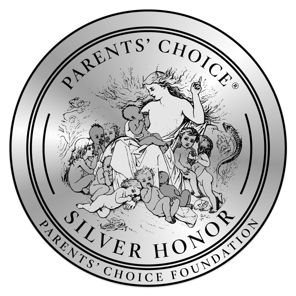 Parents choice award silver 2014