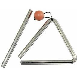 Rattlesnake muziekinstrumenten voor kinderen Triangel klein
