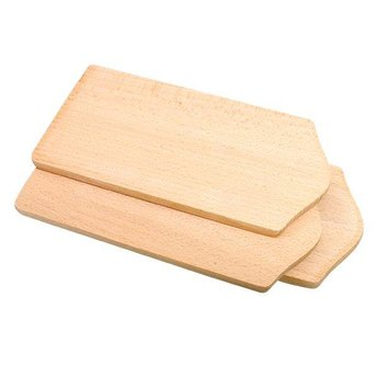Pebaro knutselgereedschap Broodplankjes voor brandschilderen - in je eigen broodplankje houtbranden