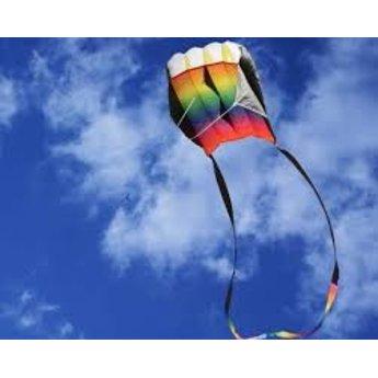 HQ vliegspeelgoed Vlieger matras, Enkele lijn - Single Line Kite - Parafoil