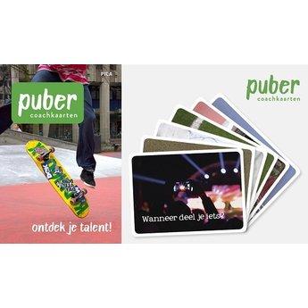 Pica Uitgeverij kinderboeken Coachkaarten voor pubers