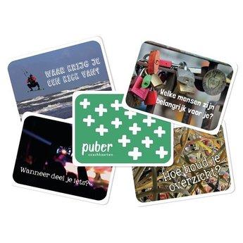 Pica Uitgeverij Coachkaarten voor pubers