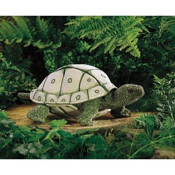 Folkmanis Realistische handpop zeeschildpad