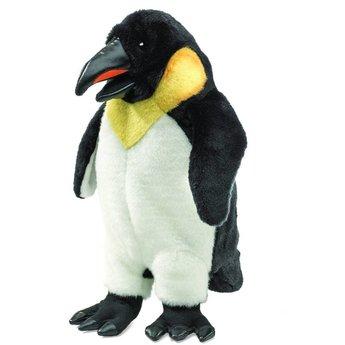 Folkmanis handpoppen en poppenkastpoppen Pinguin - keizerlijke keizerspinguïn