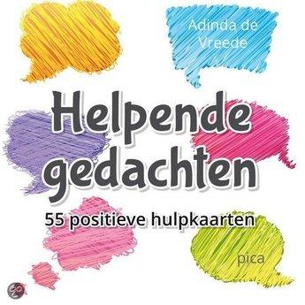 Divers Helpende gedachten - 55 positieve hulpkaarten