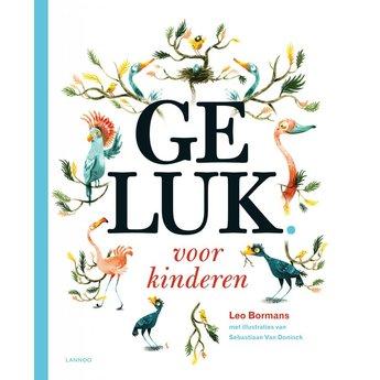 Lannoo Geluk voor kinderen - boek