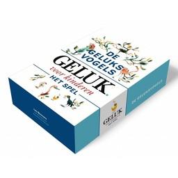 Lannoo kinderboeken De Geluksvogels - Geluk voor kinderen - het spel