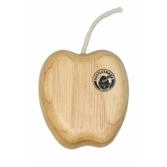 Rattlesnake muziekinstrumenten voor kinderen Appelshaker van hout