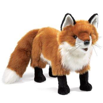 Folkmanis Prachtige handpop vos