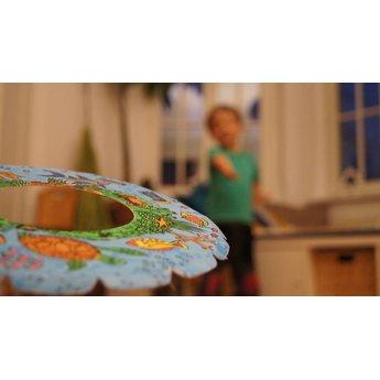 TicToys ecologisch beweegspeelgoed Myroodi Indoor Roomdisc