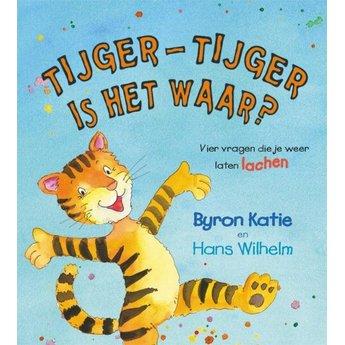 Uitgeverij Koppenhol B.V. Tijger Tijger is het waar? Een kinder voorleesboek over de kracht van gedachten.