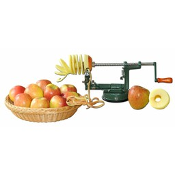Kids at work Appelschilmachine - appelschiller