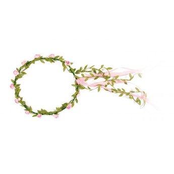 VAH - Spielzeugmanufaktur Bloemenkrans roze