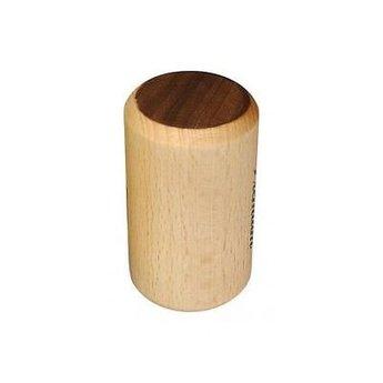 Voggenreiter kindermuziekinstrumenten Shaker hout - baby rattle 'dag' heldere klank