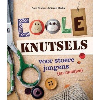Christofoor kinderboeken Coole Knutsels voor stoere jongens (en meisjes) een stoer knutselboek