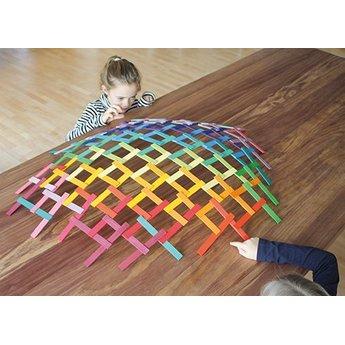 Grimms houten speelgoed Leonardo Sticks - brug
