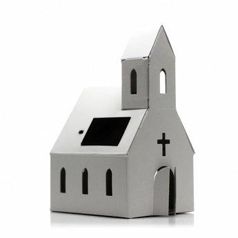 Litogami zonne-energie bouwpakketten Casagami kerk
