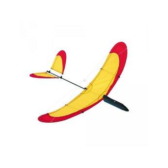 HQ Zweefvliegtuig original air glider 40 van HQ in rood/geel