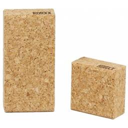 KORXX kurk blokken Cuboid Starter - 19 blokken van kurk