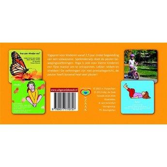 Uitgeverij Ank Hermes Peuteryoga kaarten van Helen Purperhart