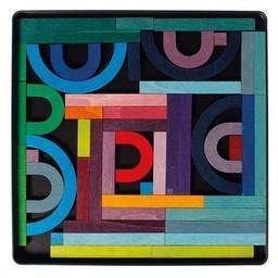 Grimms Magneetpuzzel Alfabet