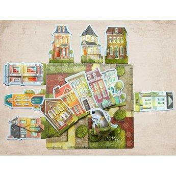Marbushka Dogs and Homes - een vrolijk ecologisch bordspel
