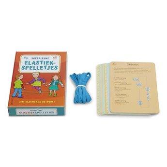 Uitgeverij Deltas Elastieken doe je met dit doosje met elastiekspellen