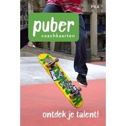 Pica Uitgeverij kinderboeken Puber coachkaarten