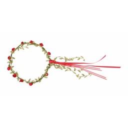 VAH - Spielzeugmanufaktur Bloemenkrans rode roosjes