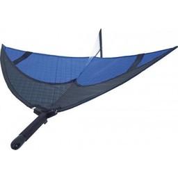 HQ Airglider blauw - katapult vliegtuigje