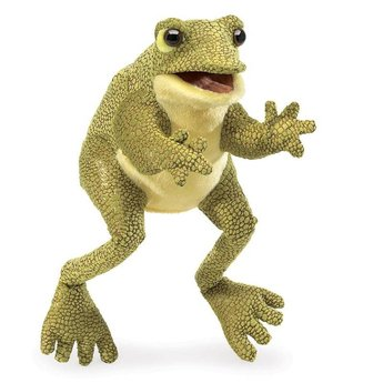 Folkmanis Handpop Funny Frog