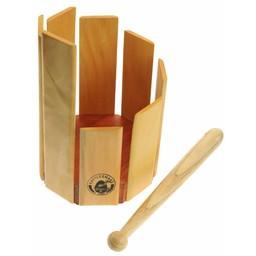 Rattlesnake muziekinstrumenten voor kinderen Roertrommel