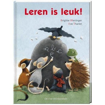 De Vier Windstreken kinderboeken Prentenboek Leren is leuk