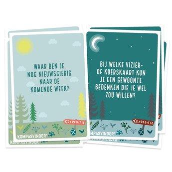 Uitgeverij Koppenhol Kompasvinder, een verhelderend en richtinggevend spel