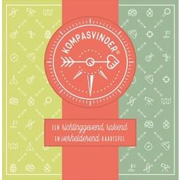 Uitgeverij Koppenhol Kompasvinder kaartspel