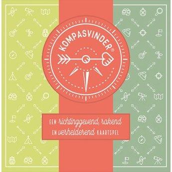 Uitgeverij Koppenhol B.V. Kompasvinder, een verhelderend en richtinggevend spel