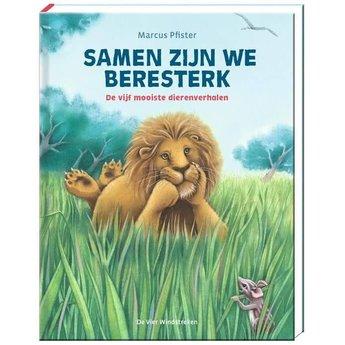De Vier Windstreken kinderboeken Prentenboek met de vijf mooiste dierenverhalen
