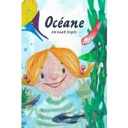 Talismanneke Océane en haar visjes zakboekje
