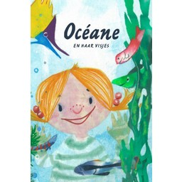Talismanneke rouwverwerking Océane en haar visjes zakboekje