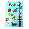 Tringa paintings natuurkaarten Opbergmap