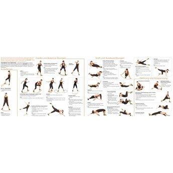 tictoys Das Brett Naturel, een flexibel balance board voor jong en oud