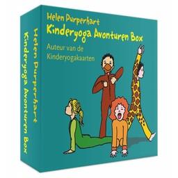 Uitgeverij Ank Hermes Kinderyoga avonturenbox