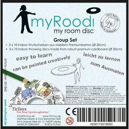 tictoys MyRoodi, groepsbox