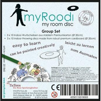 tictoys MyRoodi, groepsbox 30 stuks