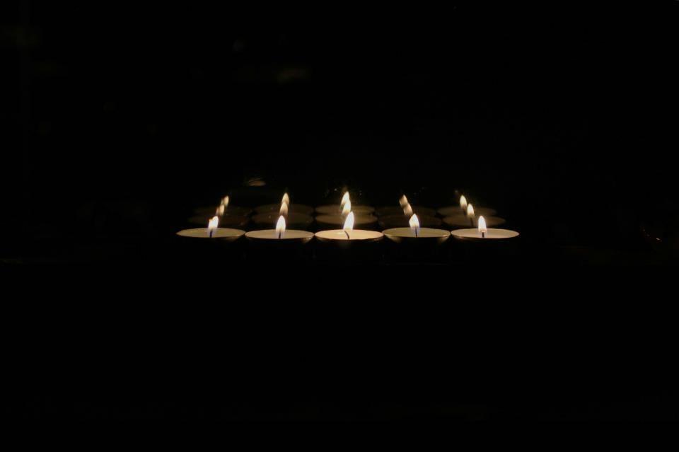 Lampen uit, inspiratie aan: vier samen Earth Hour!