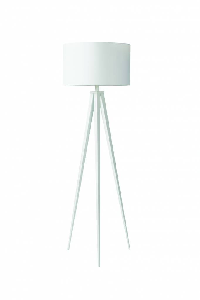 Zuiver Tripod Floor Lamp White Designwonen Com